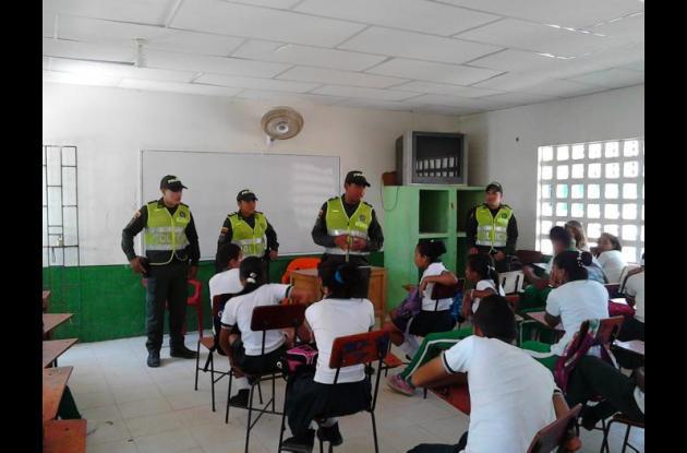 Inseguridad al interior de colegios en Cartagena