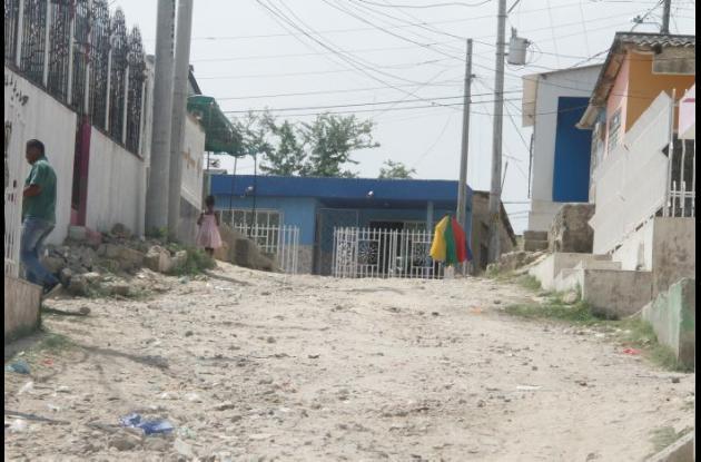 Mayelsi Guzmán fue asesinada en una riña que ocurrió en el barrio San Bernardo, que está junto a La María.