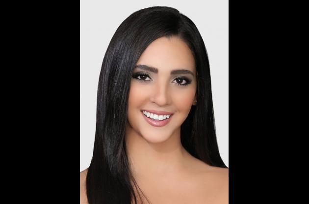 Srta. Santander®: Esthefanía Dignora Prieto Quiroga.