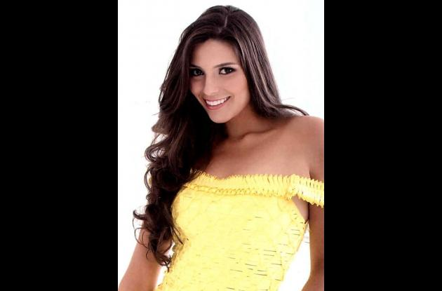 Srta. Santander®: Esthefanía Dignora Prieto Quiroga