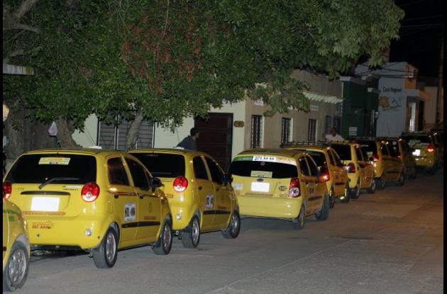Los taxistas en la Costa Caribe critican la posición del Gobierno y el poco respaldo a los taxistas frente a este fenómeno.