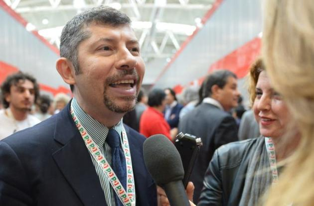 El viceministro italiano, Ivan Scalfarotto.