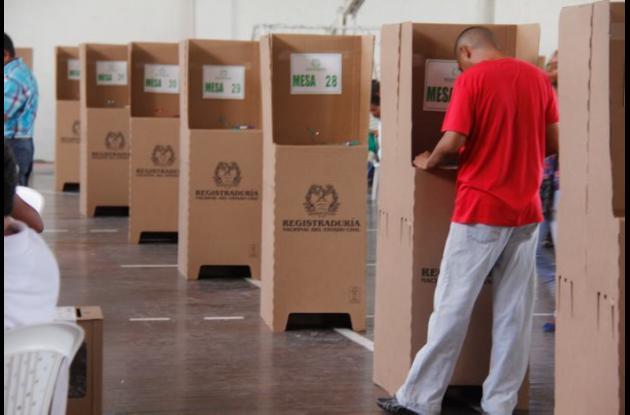 Elecciones 2015 en Colombia