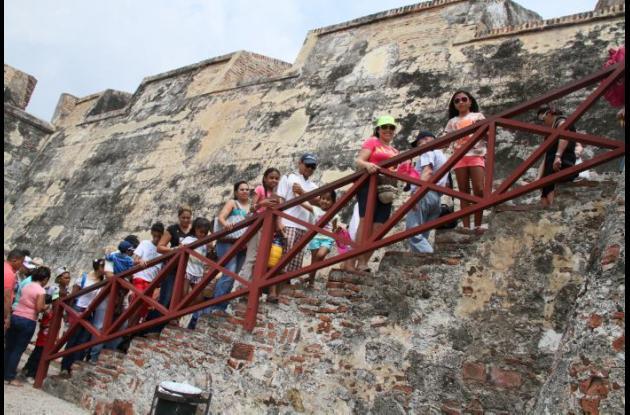 El domingo 30 de agosto la entrada al Castillo San Felipe de Barajas y a las fortificaciones insulares será gratuita.