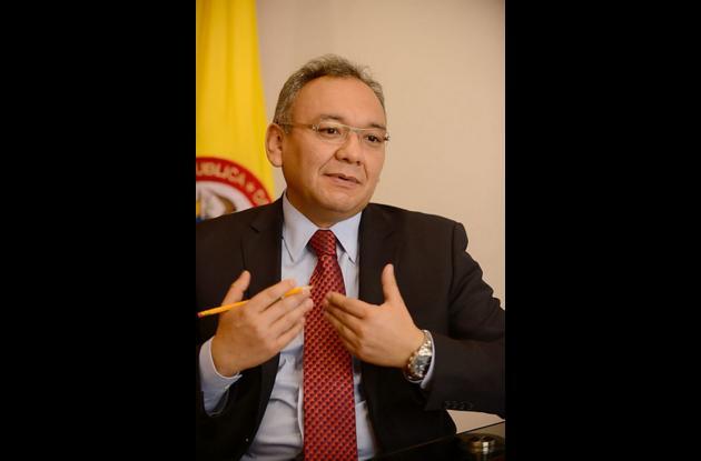 presidente del Consejo Nacional Electoral.