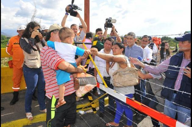 Frontera Colombia- Venezuela.
