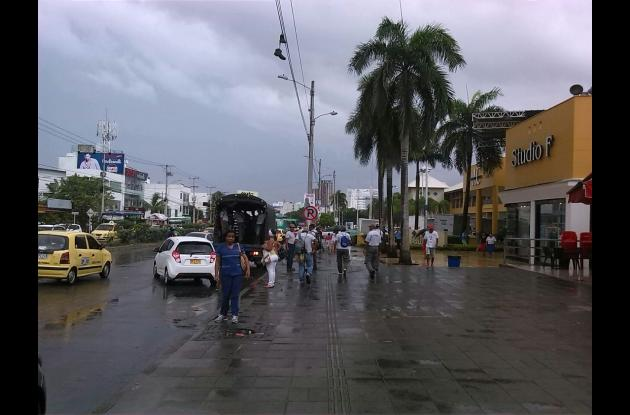 Operativo de espacio Público y Movilidad Urbana en La Castellana.