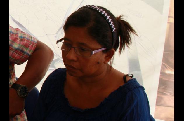 Olga Lucía Reyes dice que su hijo Kevin Rafael Torres Reyes fue a ver la pelea en Turbaco y terminaron dándole dos balazos en la espalda. Estuvo internado en varios centros médicos, pero las heridas resultaron letales.