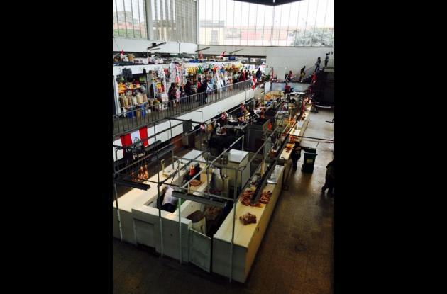 El mercado mayorista de Lima es uno de los referentes en Latinoamérica.