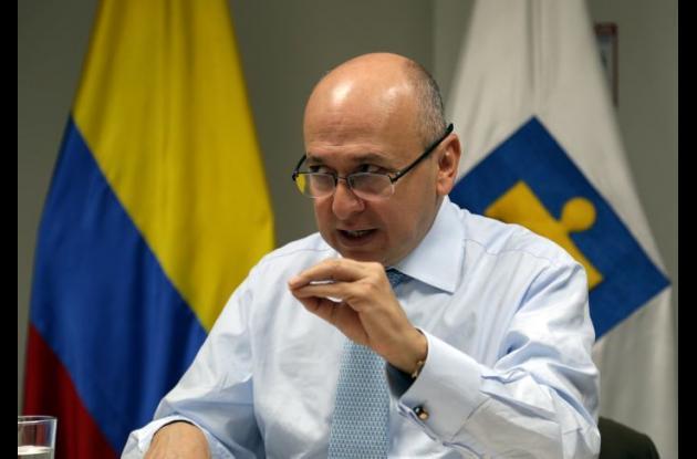 Eduardo Montealegre, Fiscal General de la Nación.