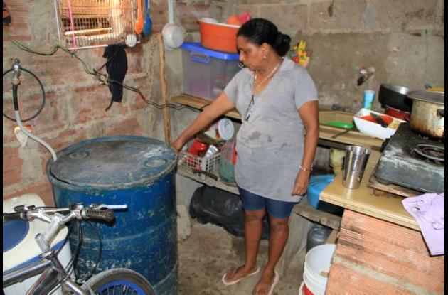 niña muerta Barranquilla