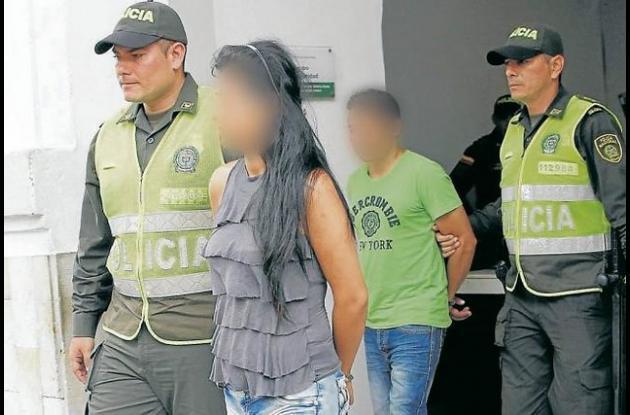 La niña de dos años que se encuentra en estado crítico en el Hospital Universitario de Santander, HUS, producto del maltrato recibido por sus padres.