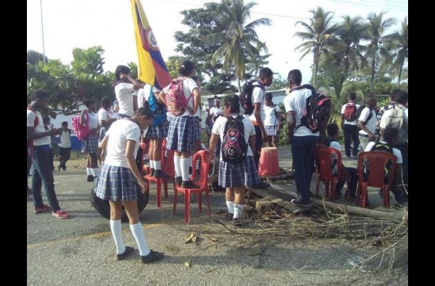 Estudiantes Marialabaja