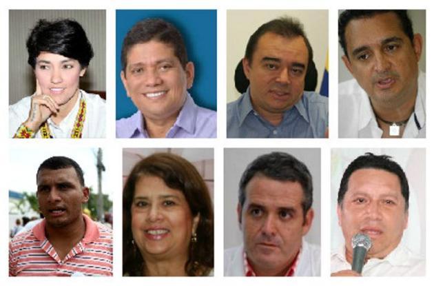 Candidatos a la Alcaldía de Cartagena 2015