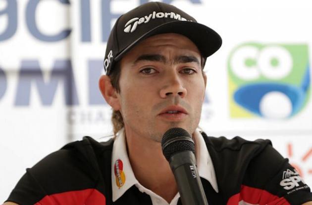 Camilo Villegas en el BMW