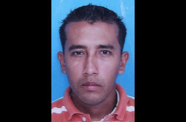 Rubén Dávila Castaño, asesinado en Santa Clara.