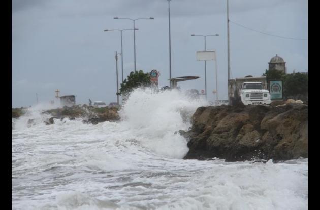 El aumento de los fenómenos naturales como consecuencia del cambio climático resulta preocupante para los destinos turísticos del Caribe, que ya empiezan a sentir los estragos.