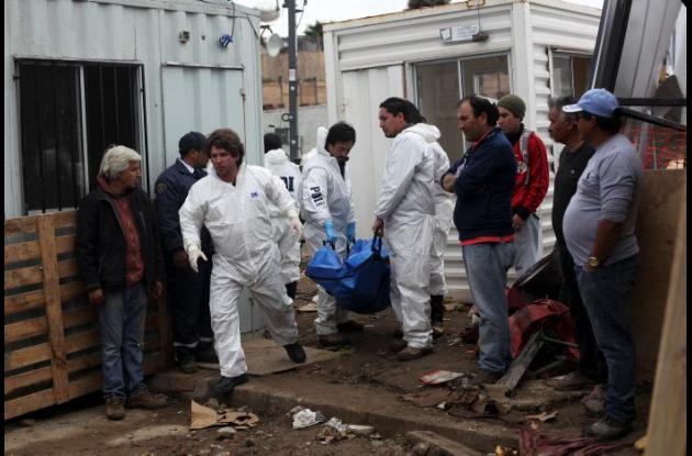 Los muertos por el terremoto en Chile aumentaron a 13 muertos.