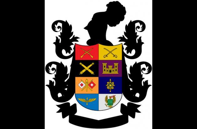 Logotipo del ejército
