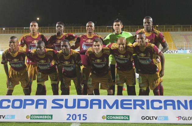 Tolima vs Sportivo Luqueño de Paraguay