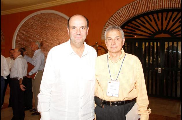 Encuentro de empresarios españoles
