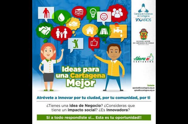 Ideas para una Cartagena Mejor