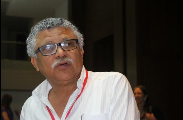 Alfonso Munera, secretario general de la Asociación de Estados del Caribe.