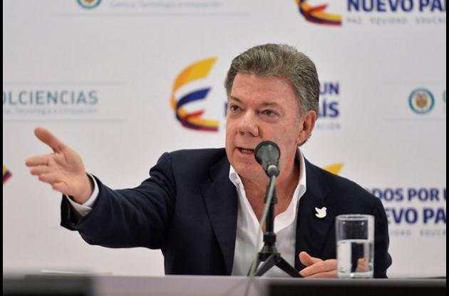 Juan Manuel Santos visita Cúcuta