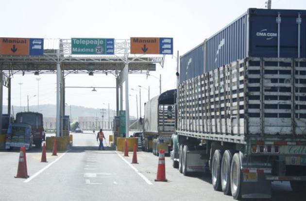 Costo de los peajes en Colombia