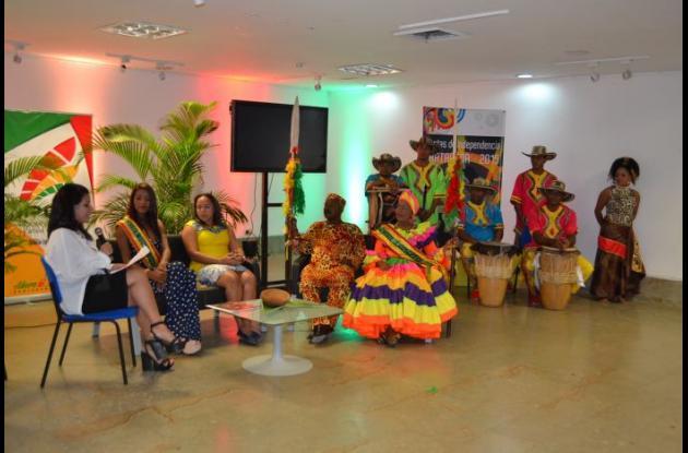 Promoción Fiestas de Independencia en Barranquilla