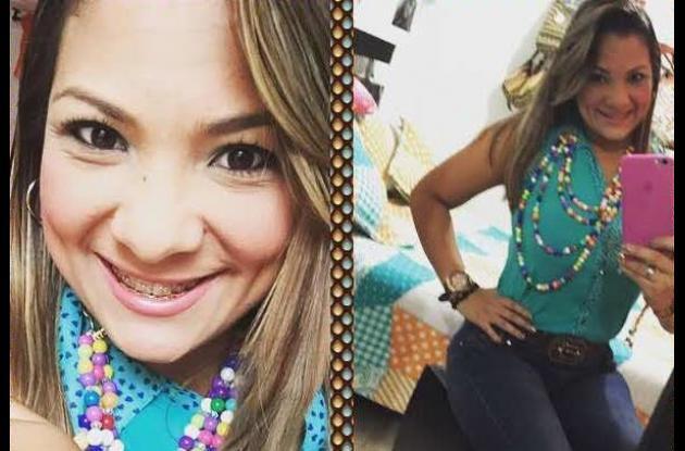 Nimia Esther Peña Pedrozo, periodista asesinada.