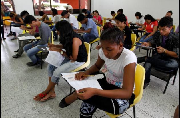 Examen de Admisión Universidad de Cartagena