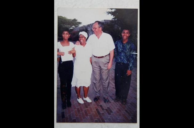 Sara Tejeda cocinaba a los presidentes