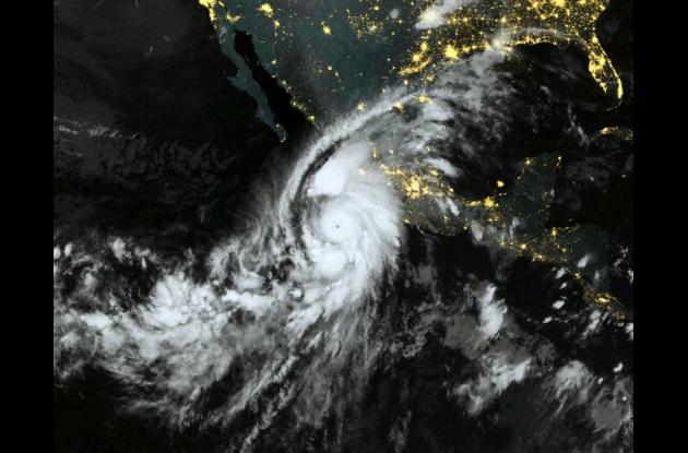 huracán patricia