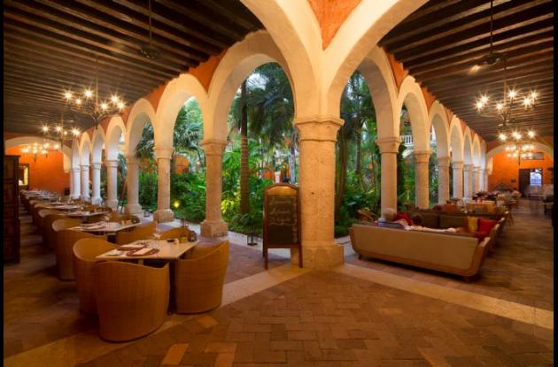 El hotel Sofitel Legend Santa Clara.