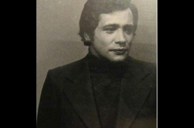 Óscar de Moya, actor colombiano que falleció en Miami.