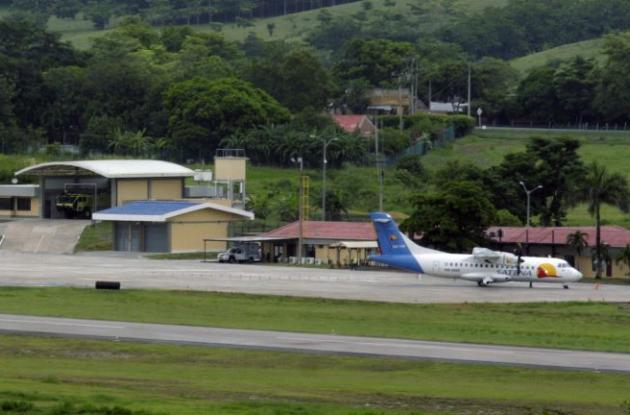 Aeropuerto Las Brujas de Corozal.