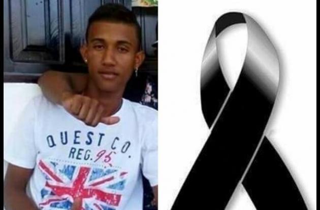 Luis Watts fue asesinado en el sector 20 de Julio de Daniel Lemaitre. La Policía capturó al presunto asesino.