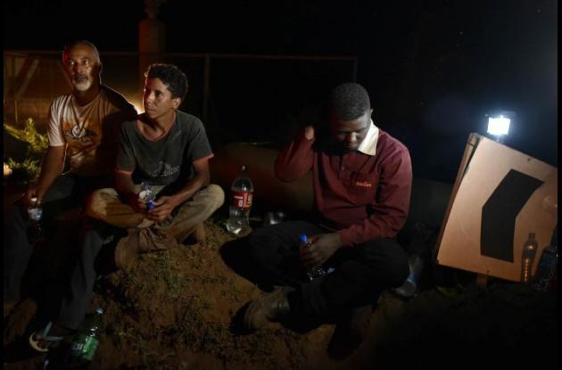 Avalancha en Mariana,  Brasil