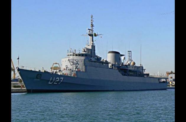 Visita gratis de cartageneros al buque escuela