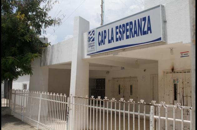 CAP de La Esperanza.