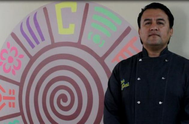 Chef Alexánder Almeri
