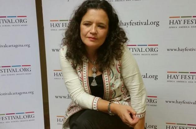 Cristina Fuente La Roche, directora de Hay Festival para América Latina.