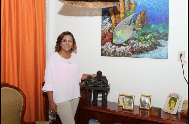 Viviana Sánchez Blanco.