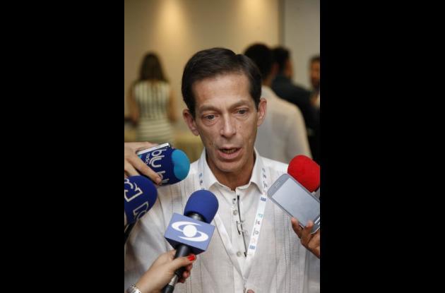Felipe García Echeverri, vicepresidente del Consejo Nacional Electoral