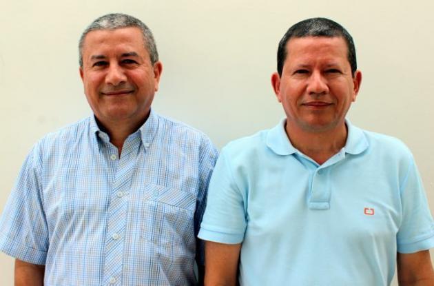 Hermer y Elder Cortés Uparela, jueces.