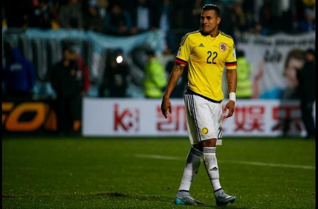 Jeison Murillo, defensa de la Selección Colombia.