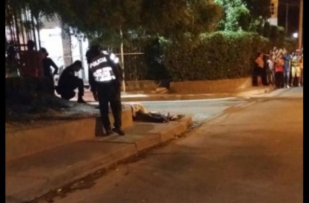 Asesinan en Nuevo Bosque a Roger Vega.