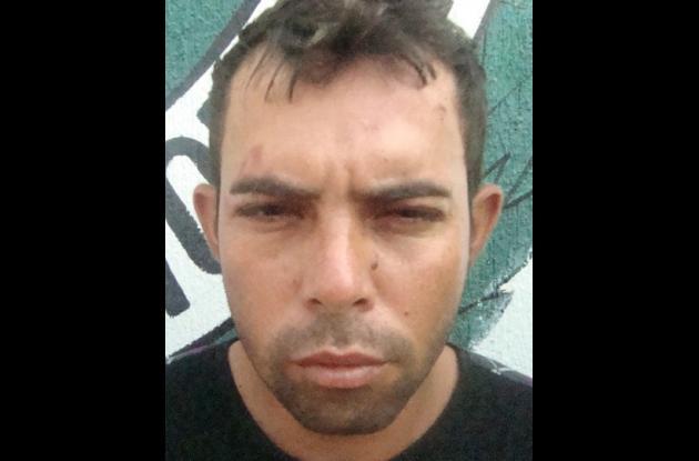 Samir Pinedo Polo. Asesinado en Arjona.