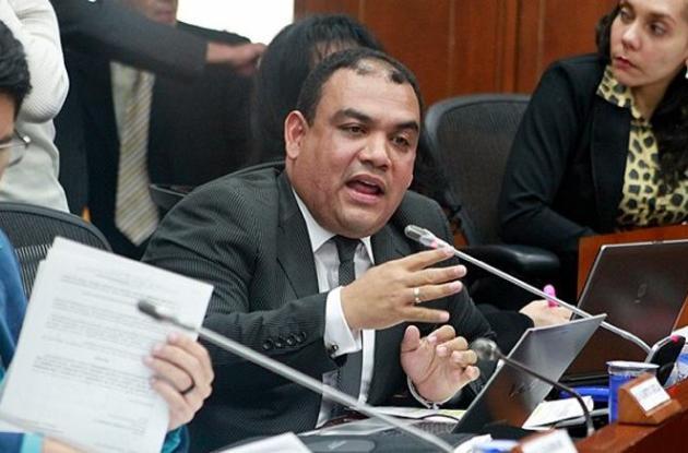 El presidente de la Comisión VII del Senado, Antonio José Correa